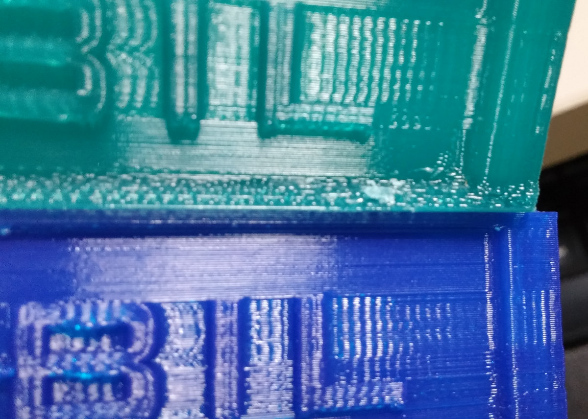 Stopping Ghosting / Echoes - 3D Printing / 3D Printers