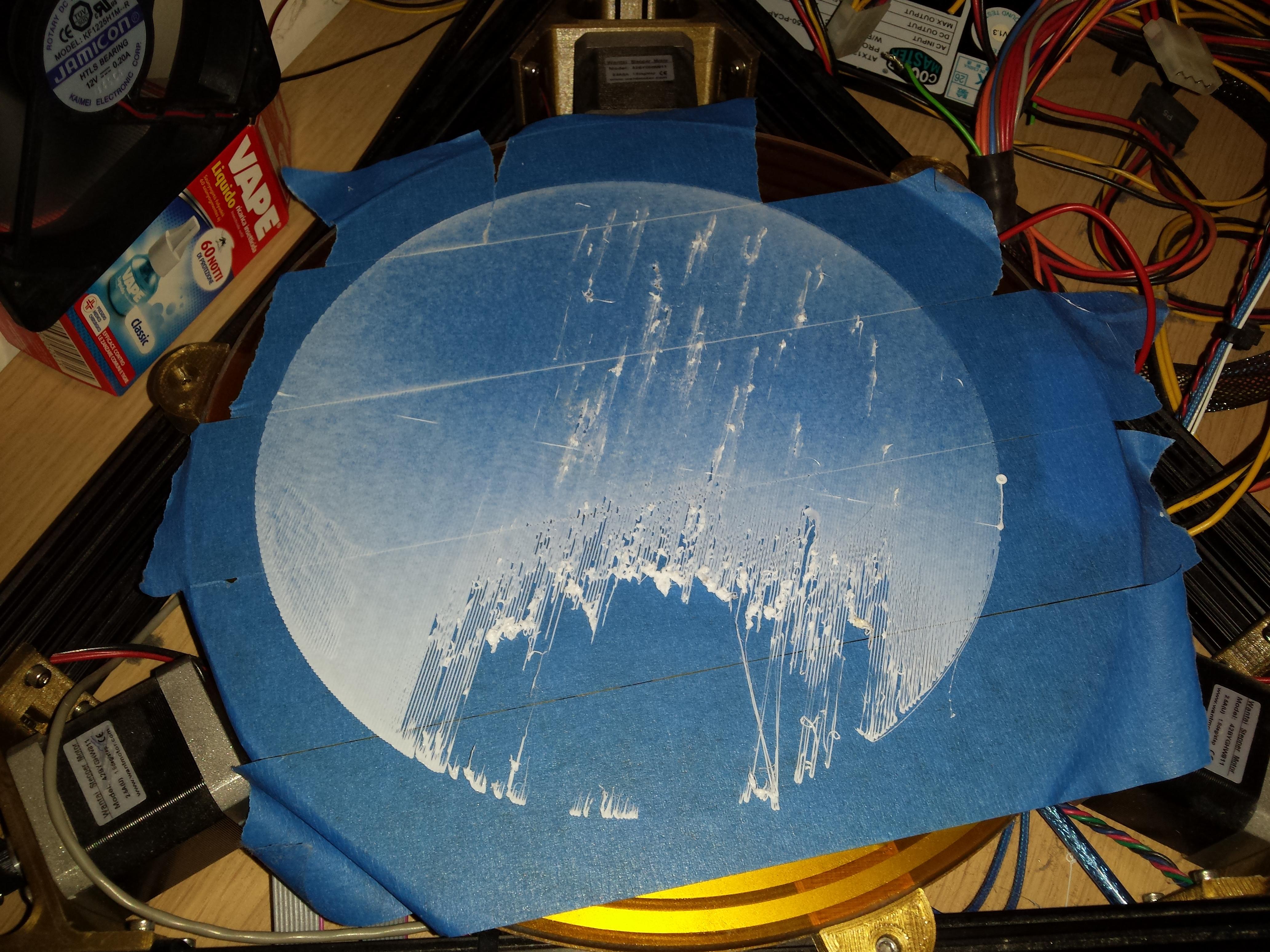 Kossel XL bed problems - 3D Printing / 3D Printers - Talk