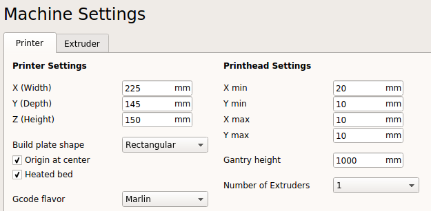 Can't set two extruders - 3D Printing / 3D Printers - Talk