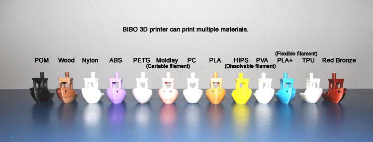 Did anyone use BIBO 3D printer yet? - 3D Printing / 3D