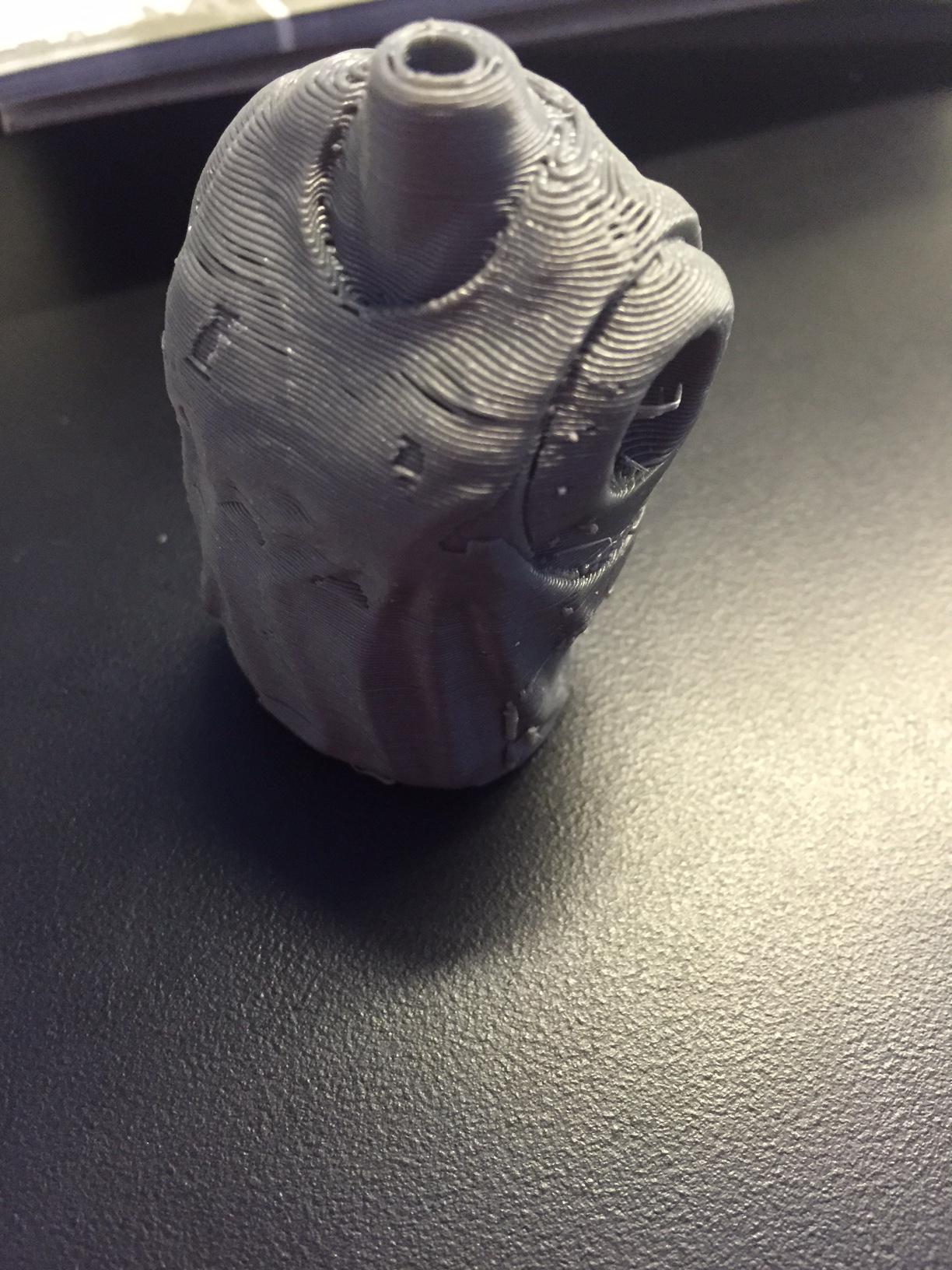 FlashForge Creator Pro - Bad Print Quality - 3D Printing / 3D