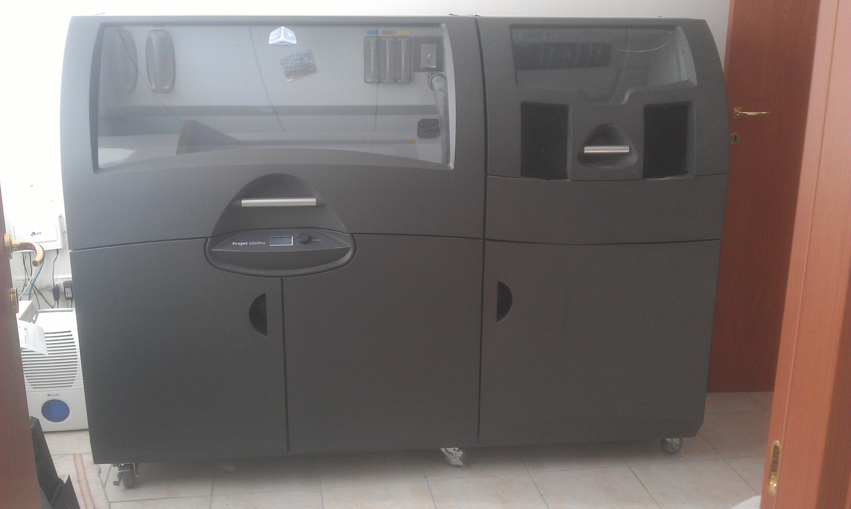 selling 3d systems printer Projet 660 pro - For Sale - Talk