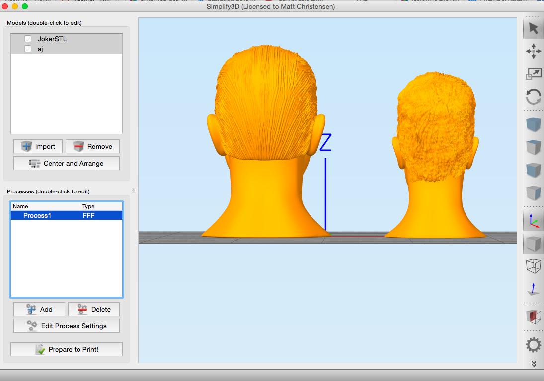 Holes in 3D prints (Simplify3d) - 3D Printing / 3D Printers - Talk