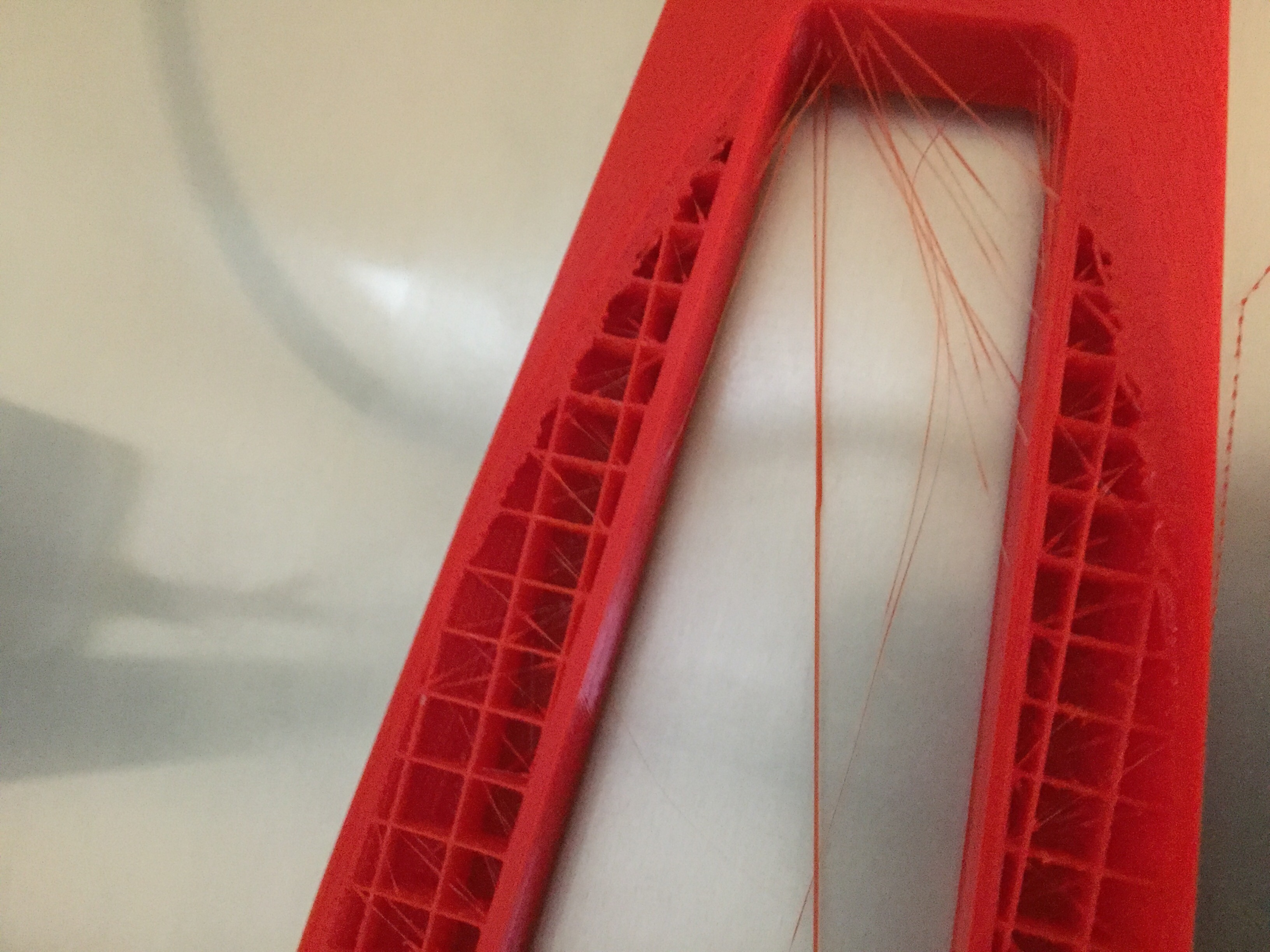 Stringing even with retraction - 3D Printing / 3D Printers