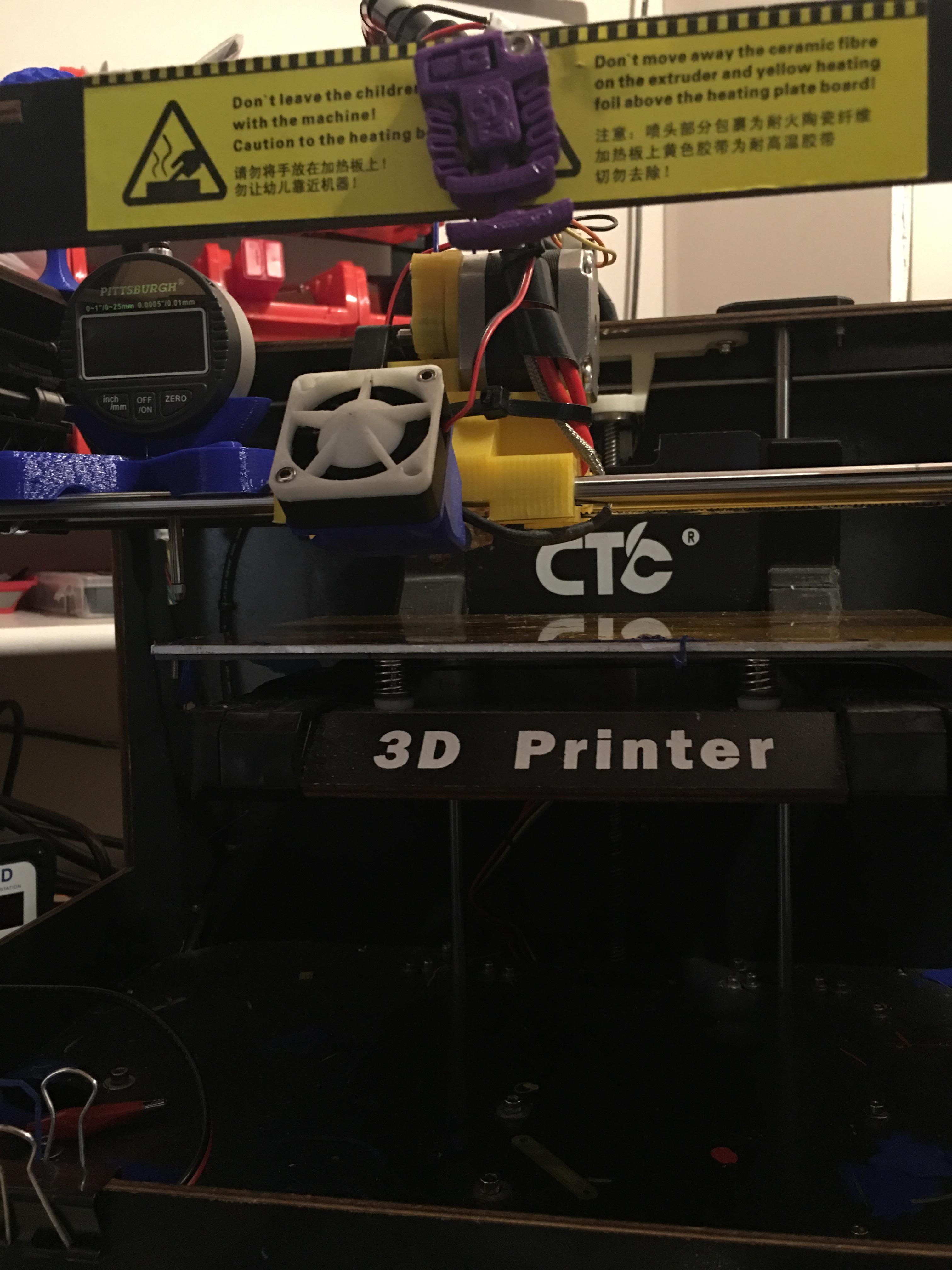 What CTC upgrades should i do_ - 3D Printing / 3D Printers - Talk