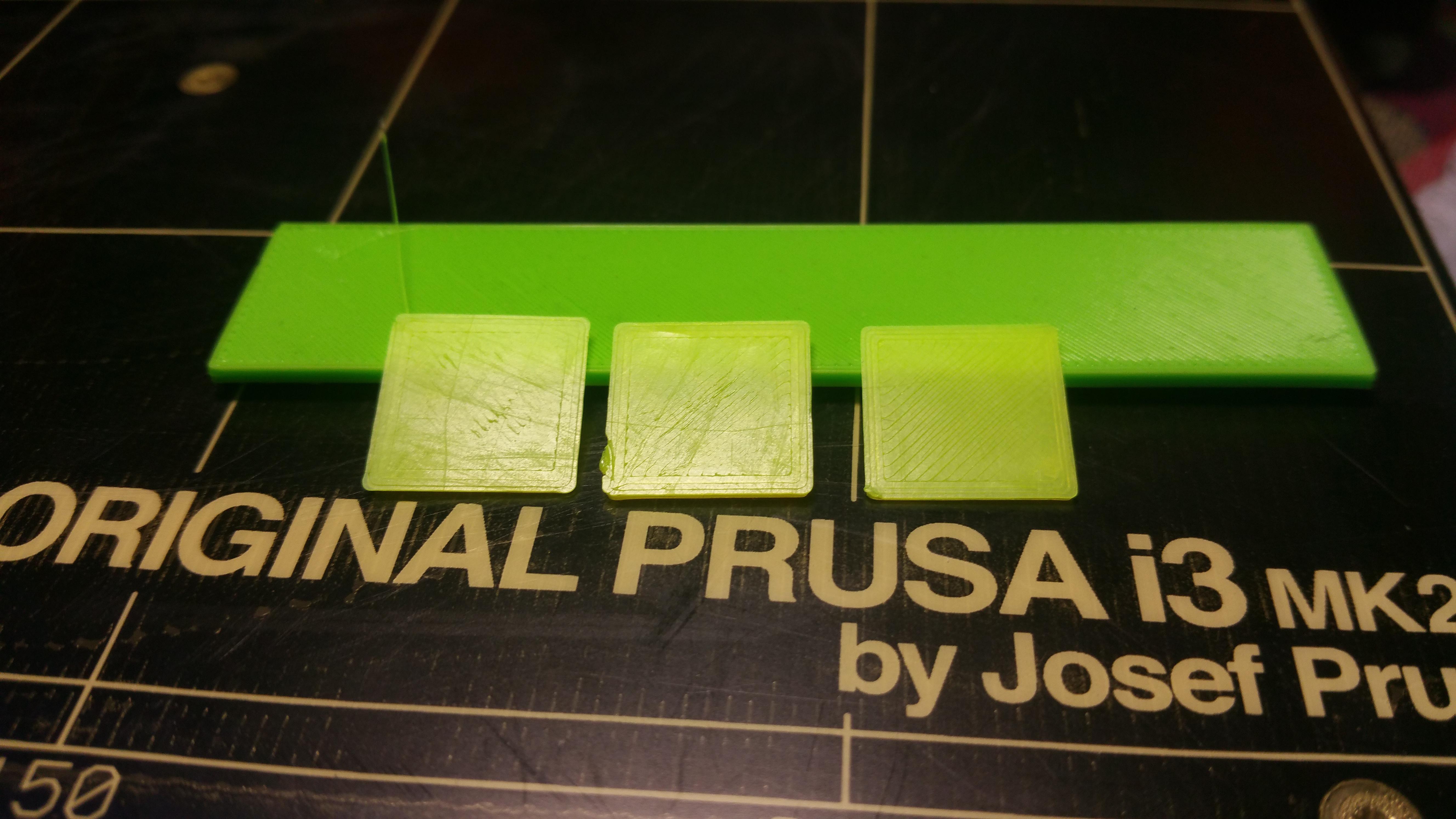Prusa i3 mk2 colorfabb HT filament - 3D Printing / 3D