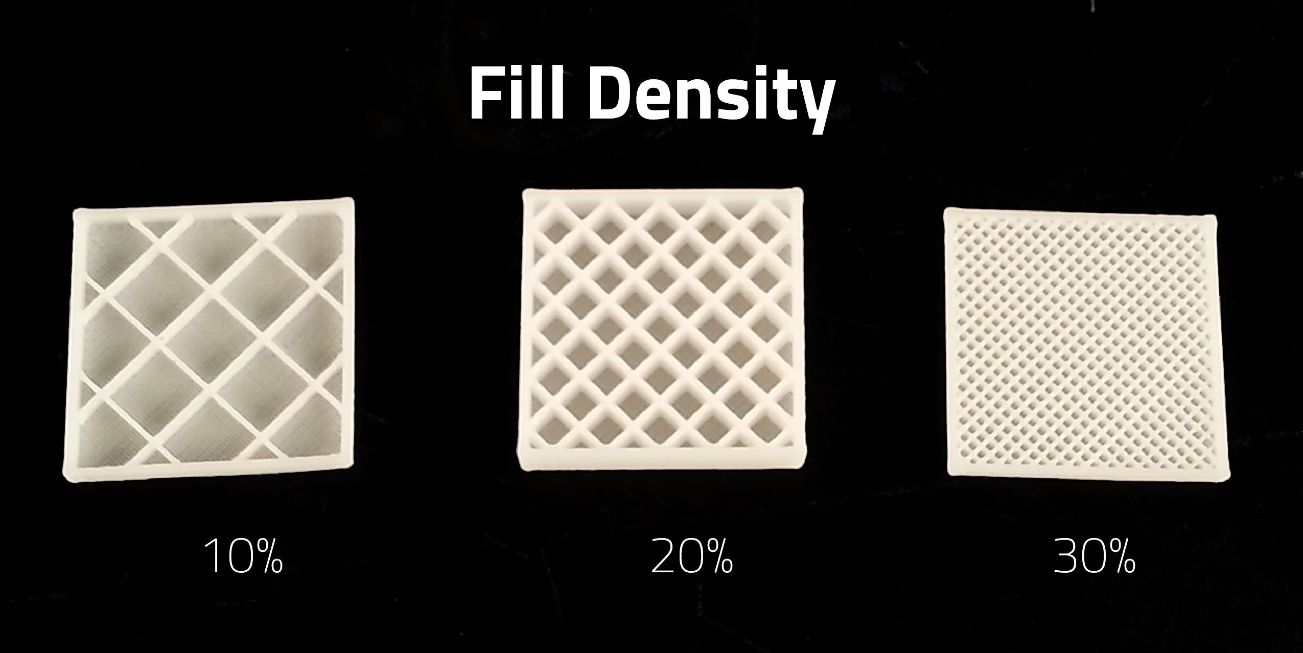 Image result for density 3d printing