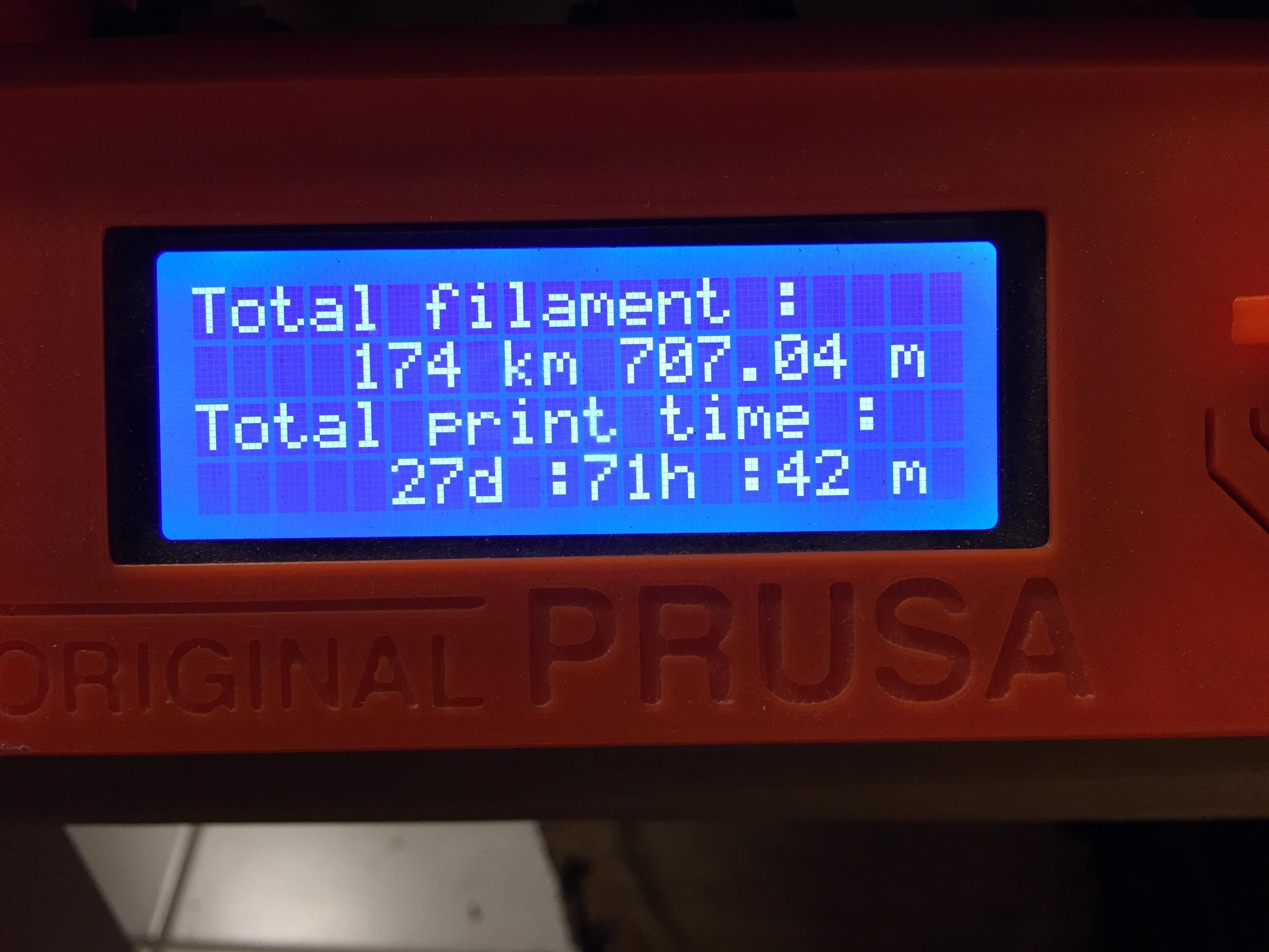 Prusa i3 MK2 Replacement Parts - 3D Printing / 3D Printers