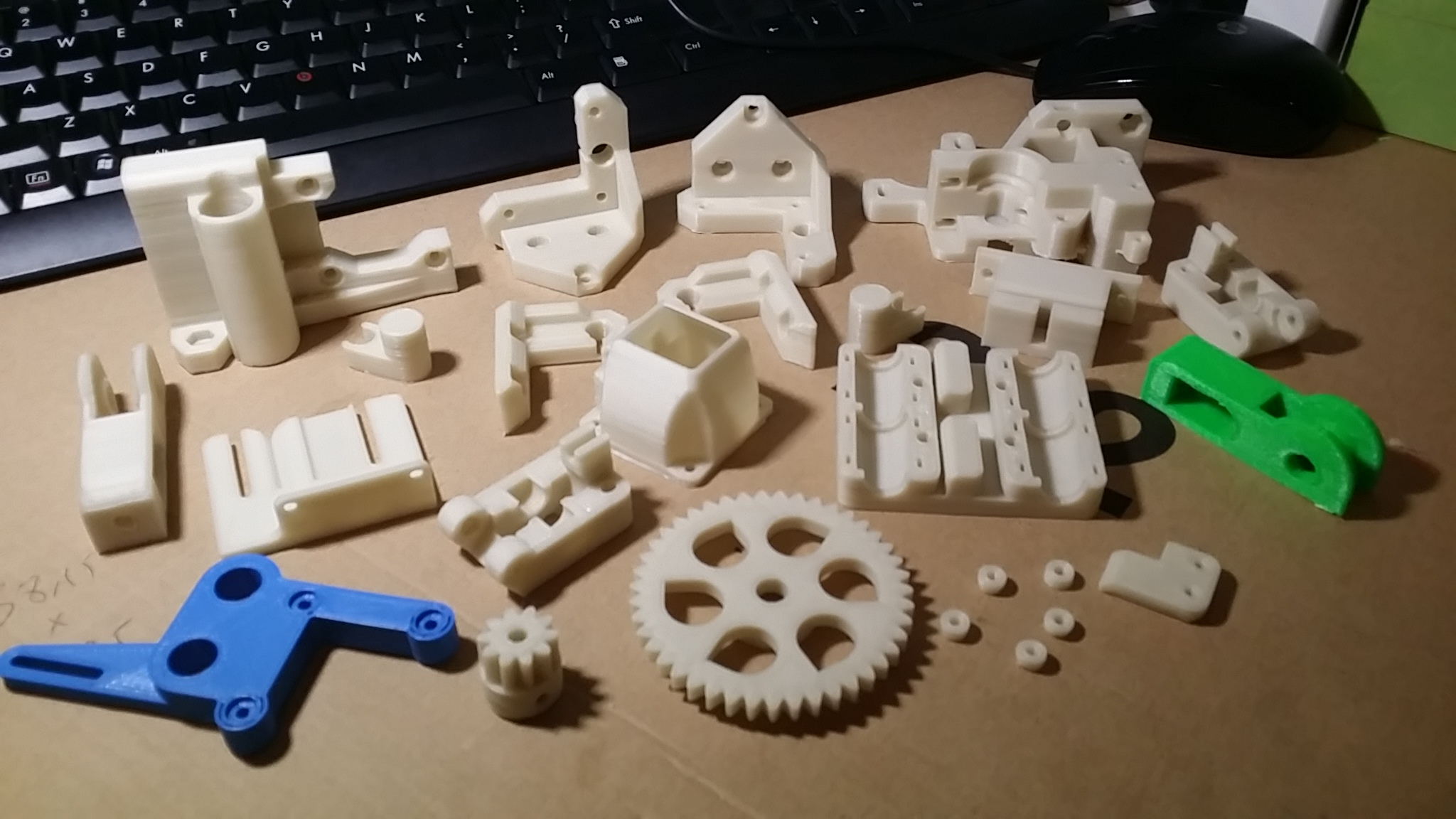 Better temperature and speed for PLA - 3D Printing